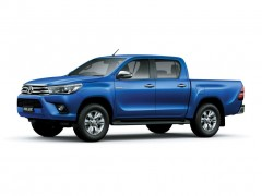 Toyota Hilux Pickup Double Cabin - XPMR